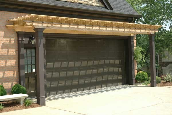 Garage Arbors Porticos Traditional Atlanta By