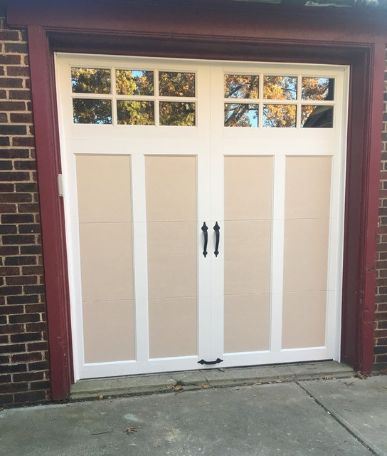 Garage Door Coachman By CLOPAY Traditional