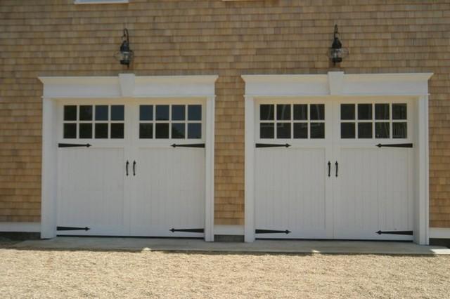 Garage Doors - Traditional - Garage Doors And Openers - dc metro - by Clingerman Doors - Custom ...
