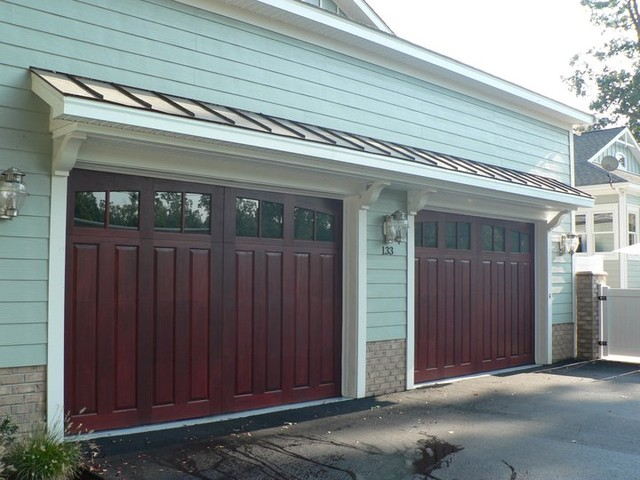 Garage doors traditional garage dc metro by for Traditional garage