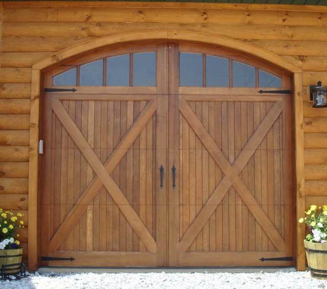 Garage Doors Traditional Garage Doors And Openers Dc