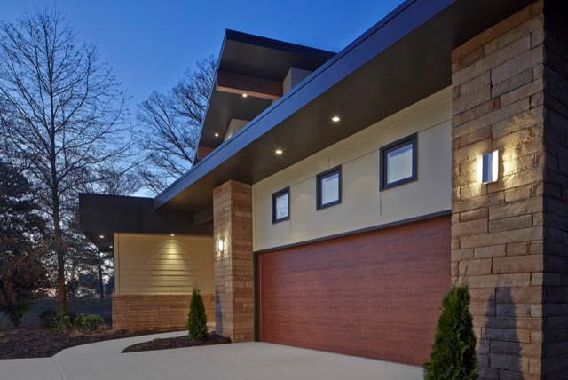 Netmodern Lighting Atlanta : Netmodern Lighting Atlanta : Garage Doors - Modern - Garage - atlanta ...
