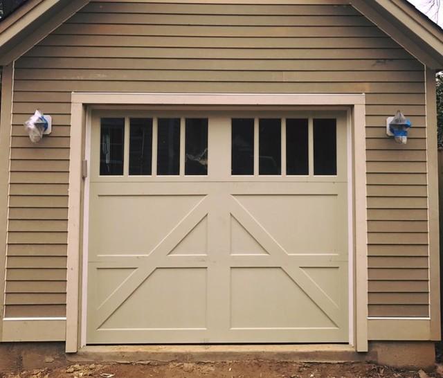 Garage Doors Style Color Material Maintenance And Repair Too