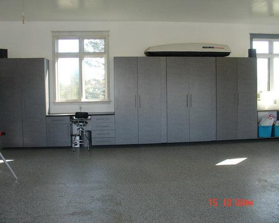 Garage Floors -