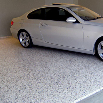Garage Floors (new concrete pour and/or resurfacing)