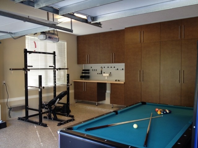 Garage Makeovers contemporary-garage-and-shed