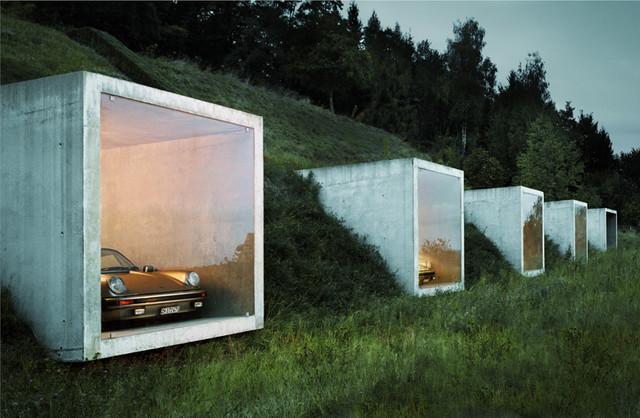 Garage modern  Garage