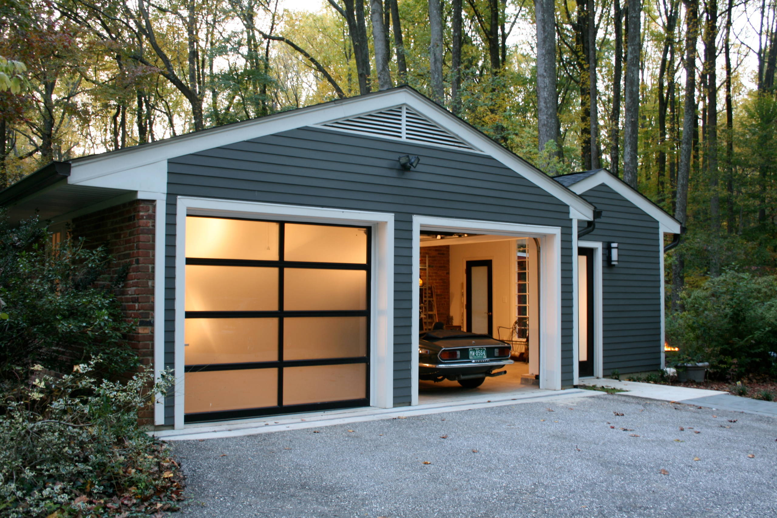 75 Beautiful Modern Detached Garage Pictures Ideas February 2021 Houzz