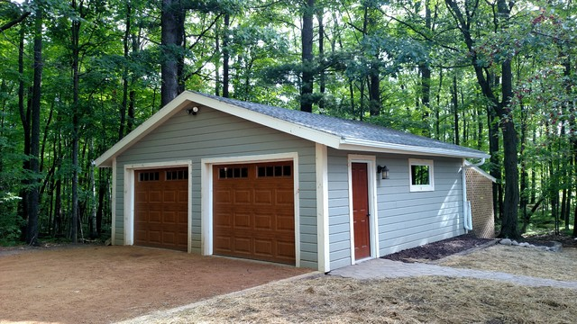 Garages traditional garage other by monk for 24x30 carport