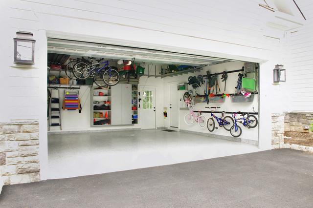 Garages contemporary-garage