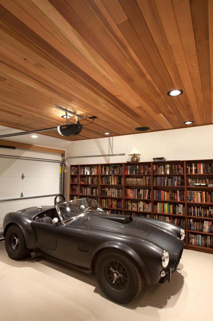 Garden House Modern Garage Vancouver By Best