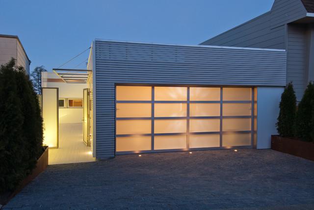 Golden Gate Heights Contemporary Garage
