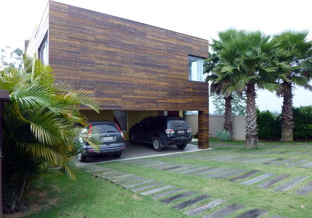 Granja Viana - Cotia rustic-garage