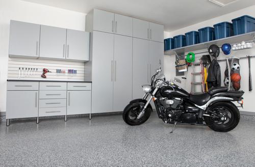 coated garage flooring