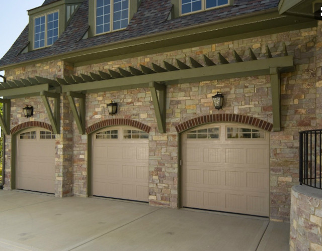 Haas Doors Custom Garage Doors