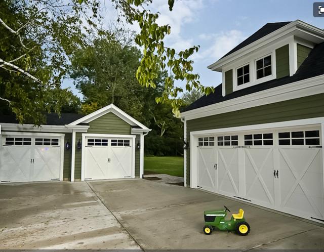 Haas Doors Custom Garage Doors