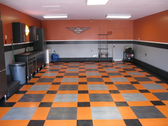 Harley Davidson Garage Craftsman Columbus By