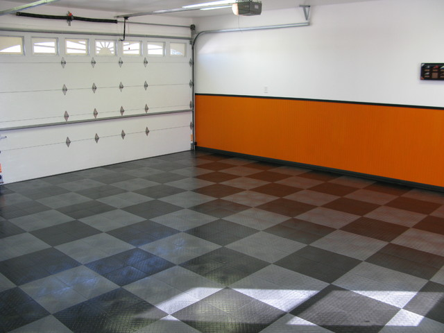 Harley Davidson Garage Two Contemporary Other