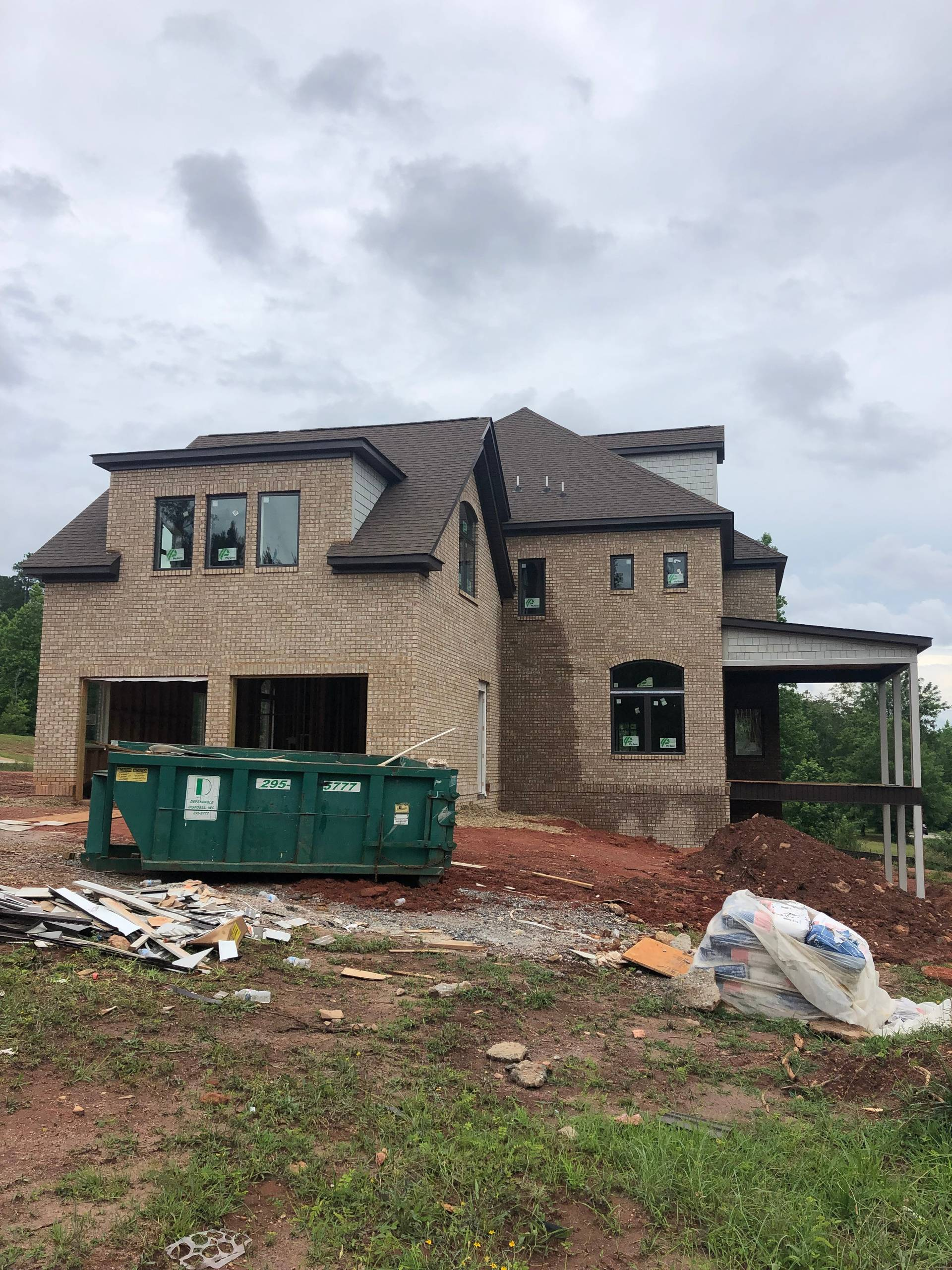 Home in the Making