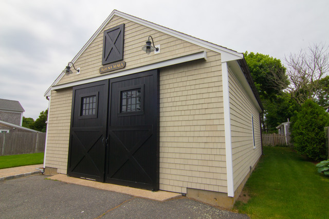 Home renovation harwich port cape cod ma beach style for Cape cod garage doors