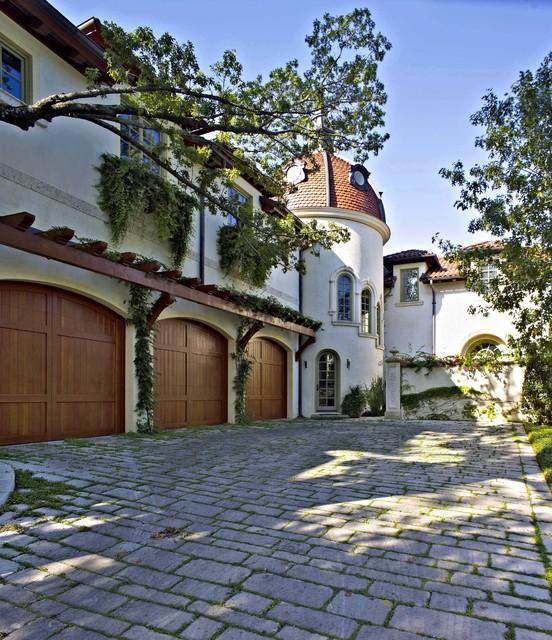 Italian Renaissance Villa In Dallas Tx Mediterranean