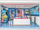 Visto su Houzz: Idee per Arredare il Garage in Modo Spettacolare (10 photos) - image  on http://www.designedoo.it