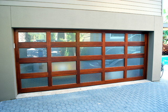 Mahogany Full View Garage Door by Cowart Door Systems - Contemporary on clopay full view doors, all glass doors, full view fireplace doors, full view front doors, full view bathrooms, full view home doors, french doors, full view patio doors, vinyl roll up doors, full view overhead doors, arched double interior doors, full glass overhead doors, full view mirrors, storm doors, full view interior doors, clear roll up doors,