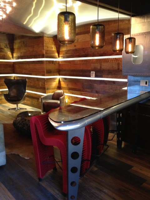 Rustic Man Cave Flooring : Man cave rustic shed vancouver by the rediscovered