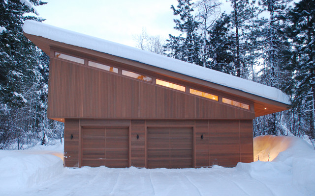 All Rooms   Garage and Shed Photos. Suggestions Online   Images of Modern Garage With Loft Apartment