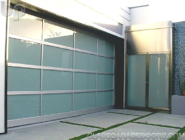 Hd Garage Door : Model bp hd w double entry doors size ′