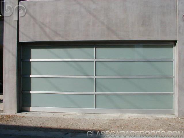 Model bp 450 size 16 x 7 contemporary garage for 16 x 7 garage door panels