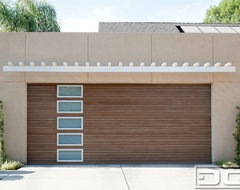 Modern Garage Doors, Custom Designed and Handrafted for a Customized Modern Home modern-garage-doors-and-openers