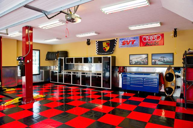 Genial Moduline Customers Modern Garage