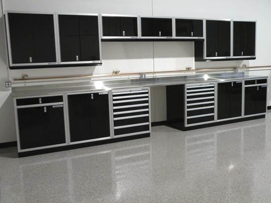 Moduline Customers - Contemporary - Garage - by Moduline Cabinets