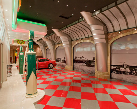 Custom Garages Home Design Ideas, Pictures, Remodel and Decor