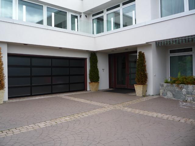 Northwest Door Modern Classic Garage Door Modern