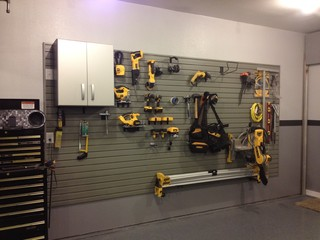 Power Tool Storage Plans DIY Free Download Modern Picket Fence