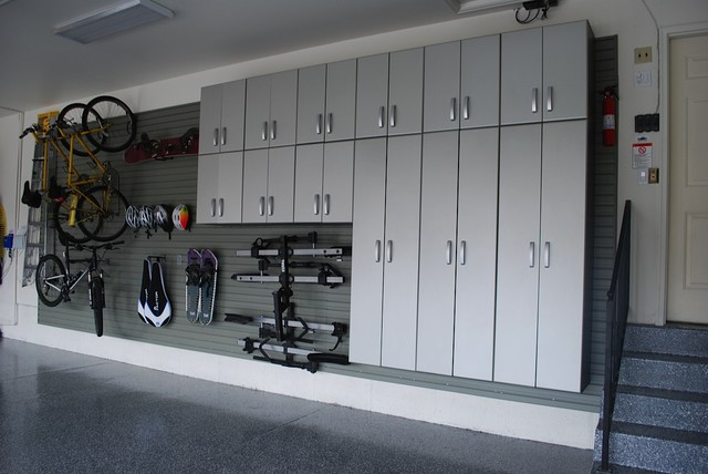 Projects Contemporary Garage