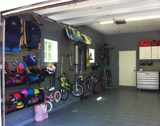 Projects - Contemporary - Garage - Salt Lake City - by Flow Wall System