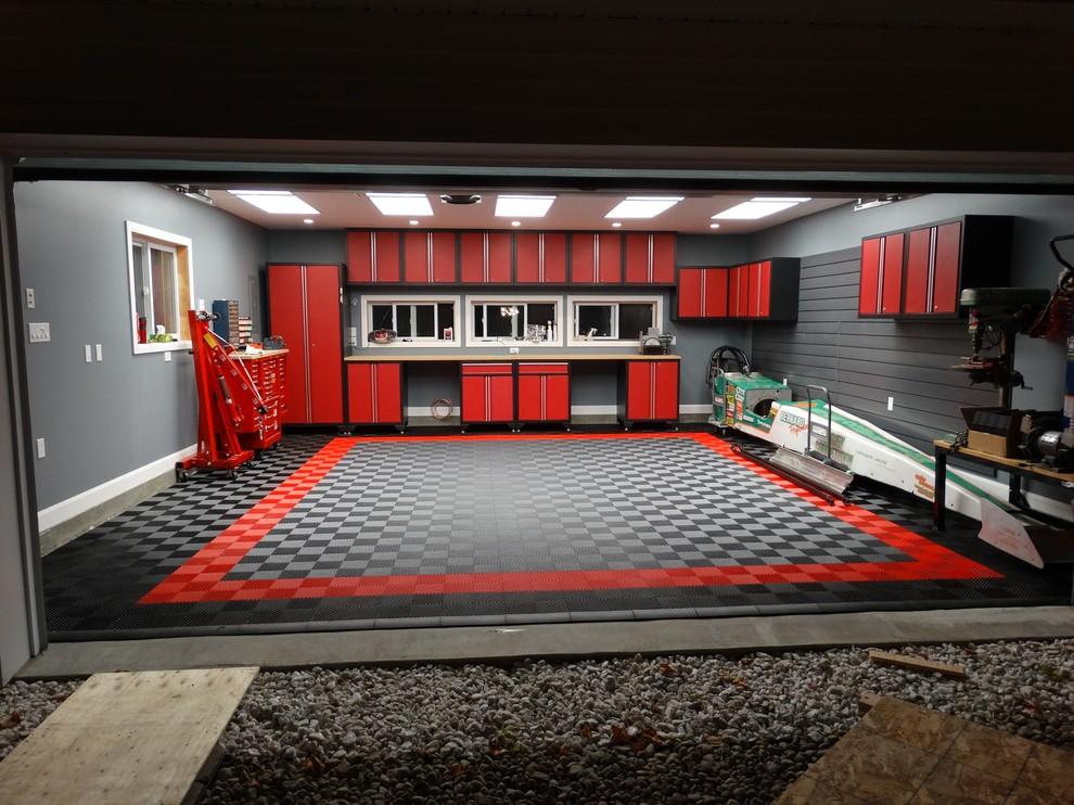 Racedeck Garage Floors Home