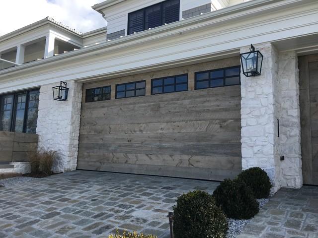 Reclaimed Wood Garage Doors Modern, Reclaimed Barn Wood Garage Doors