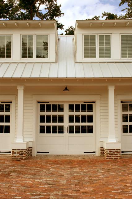RJ Elder Design traditional-garage-and-shed
