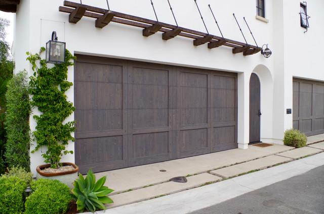 Rustic Cedar - Garage & Entry Doors - Newport Beach, CA - Rustic - Garage - orange county - by ...