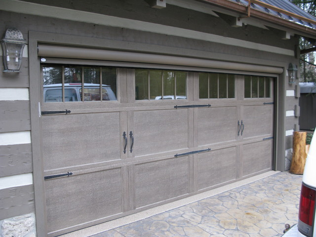 Custom garage makeover - Traditional - Garage And Shed - other metro - by Custom Storage Solutions