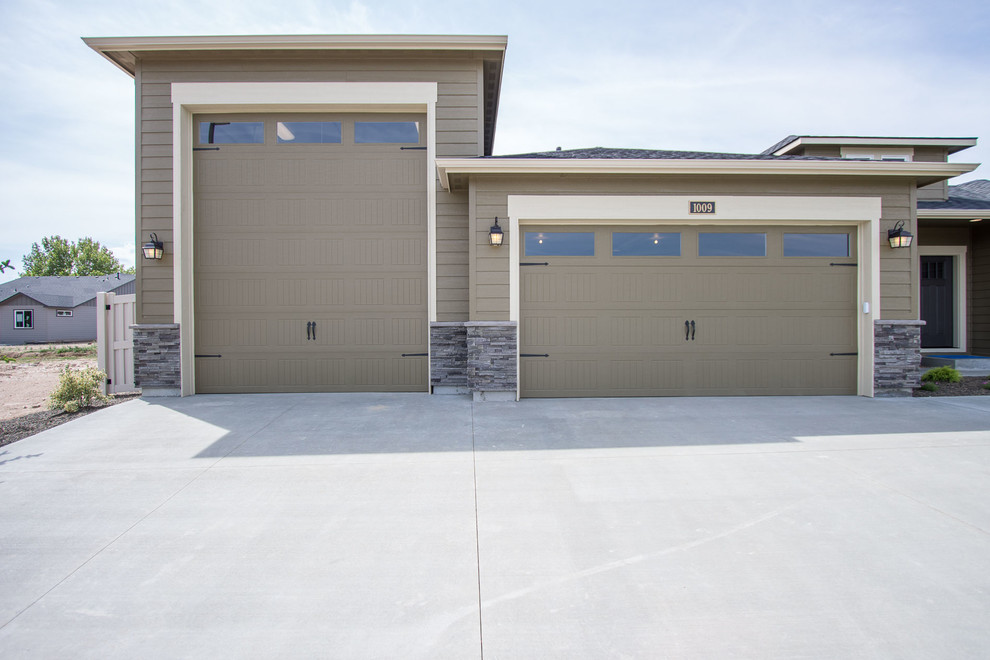 RV Garage - Craftsman - Garage - Boise - by Simplicity by ...