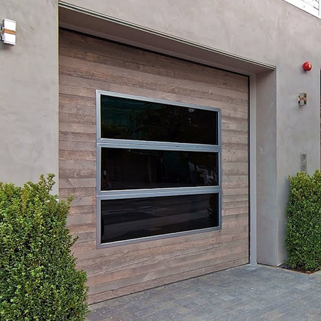 Sf Garage Door San Francisco Custom