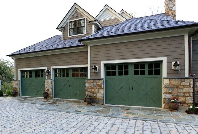 Signature Carriage Traditional Garage Dc Metro By
