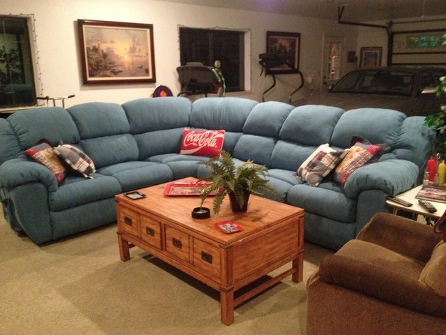 Sofas, Sectionals, Sattees & Chaise Lounge Reupholstered ...