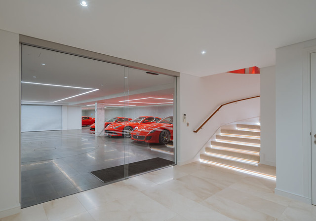 Garage modern  Modern Garage Design Ideas, Renovations & Photos