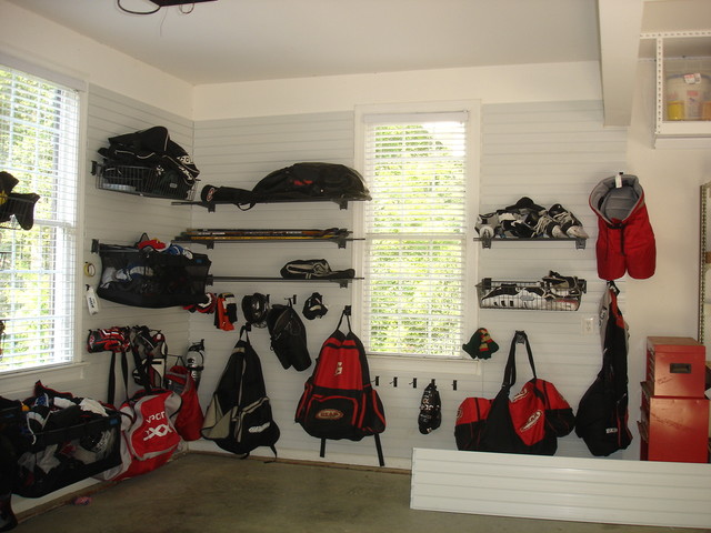 Superb Sports Equipment Storage Contemporary Shed